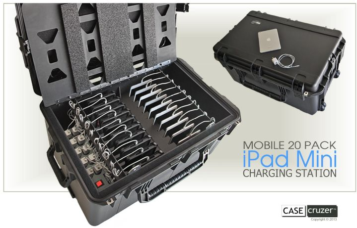 Well-known Mobile iPad Mini Charging Station 20 Pack Press Release XT48